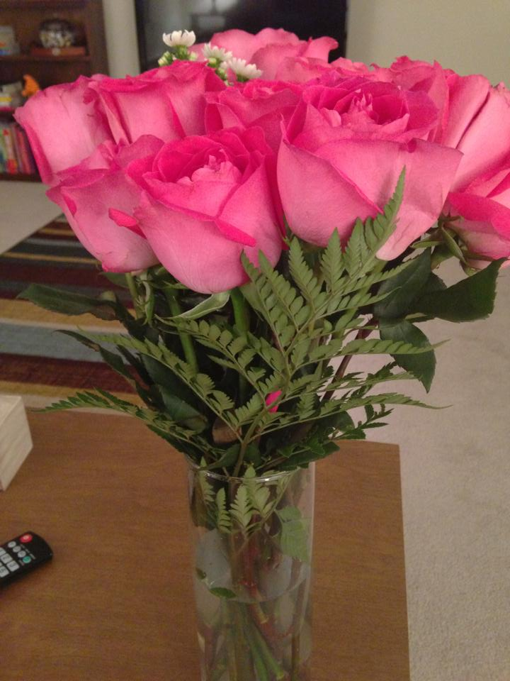 Roses. My fave.