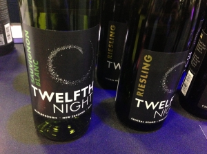 If you normally shy away from white wine, I recommend Twelfth Night.