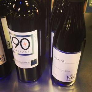 first wine